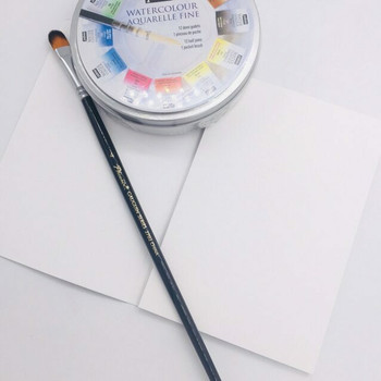 Canson Watercolor Sketch Pad | Post Card Size | 2 sheets | 6971408712304