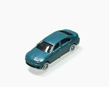 Scale Model Car | 1:150 (33x12mm) | Blue Gray | Sold by Pc | AM0005