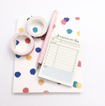 Checklist Sticky Notes   for Daily Planning   H192110
