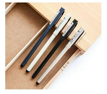 FIIHFIO Weighted Metal Pen | 0.5mm Black Ballpoint | 6920930309698
