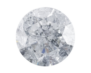 Diamond | Round 0.01-Ct. 1.3mm | I2 | Sold by Pc | 856001