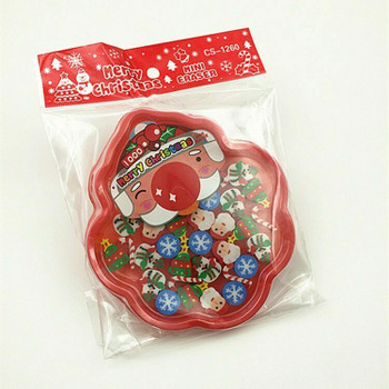 Christmas Mini Eraser   Set of 35   H201301