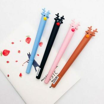 Fat Deer Pen   0.5mm Black   H201306