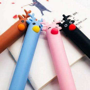 Fat Deer Pen | 0.5mm Black | H201306