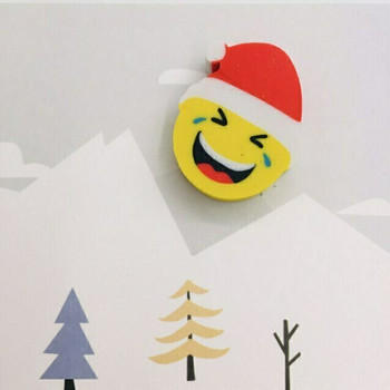 Christmas Erasers | Set of 6 | H201308