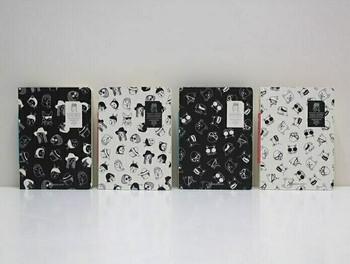 "Joytop ""Facial Masks"" Notebooks   K1902M"