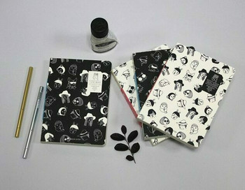 "Joytop ""Facial Masks"" Notebooks 