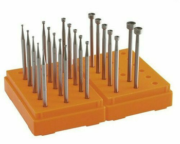 LYNX Cup Burs Set of 21 | Sold by 21Pc/Set | 344378