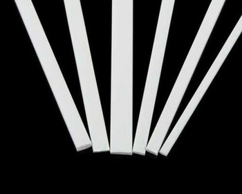 ABS Plastic Bar | Strip | 4x2x250mm | Sold by Pc | AM0071