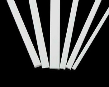 ABS Plastic Bar | Strip | 5x1.5x250mm | Sold by Pc | AM0073