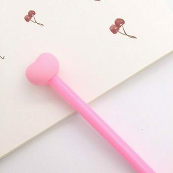 Cute Heart Pen | 0.5mm Black | H192804