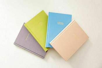 Joytop Fabric Bound Planners   K1902FBP