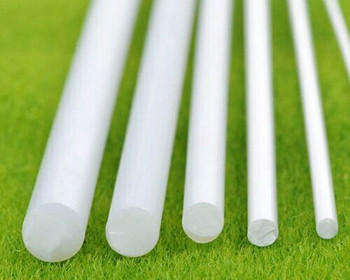 ABS Plastic Rod | Round | 5x250mm | Sold by Pc | AM0089