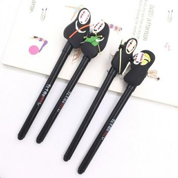 Black No-Face Pens   0.5mm Black Ink   H2010NFB