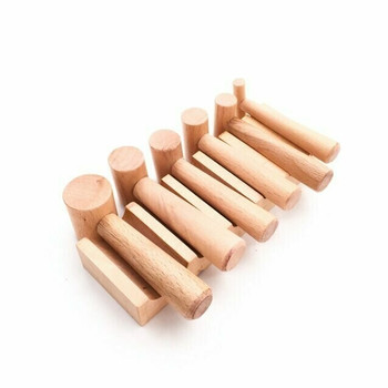 Hardwood U-Channel Block with Hammers | DAP-135.00