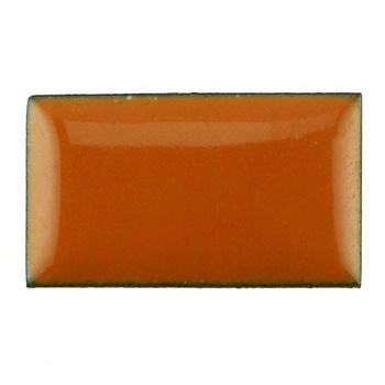 Thompson Lead-Free Opaque Enamel 8 oz  1850 Pumpkin Orange --