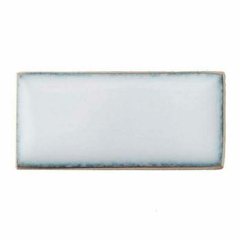Thompson Lead-Free Opaque Enamel 1045 Antique White 0.3 oz Sample --