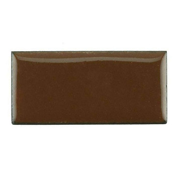 Thompson Lead-Free Opaque Enamel | 1150 Woodrow Brown | 0.3 oz Sample --