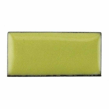 Thompson Lead-Free Opaque Enamel | 1224 Melon Yellow | 0.3 oz Sample --