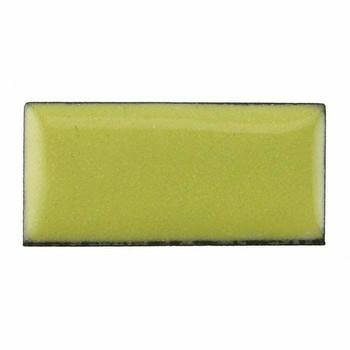 Thompson Lead-Free Opaque Enamel | 1224 Melon Yellow | 0.3 oz Sample --