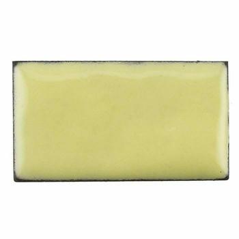 Thompson Lead-Free Opaque Enamel 1225 Lemon Yellow 0.3 oz Sample --