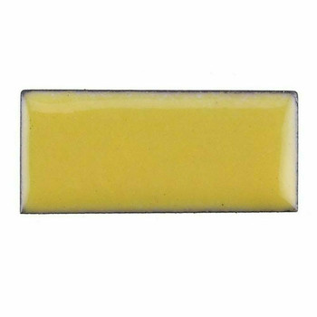 Thompson Lead-Free Opaque Enamel | 1237 Butter Yellow (C) | 0.3 oz Sample