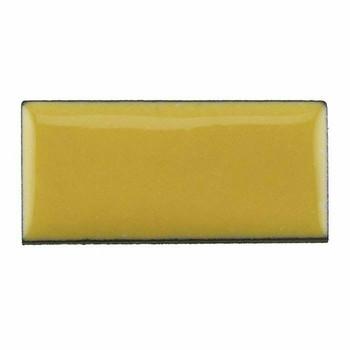 Thompson Lead-Free Opaque Enamel 1239 Mellow Yellow 0.3 oz Sample --