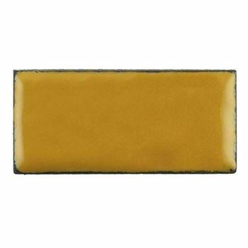 Thompson Lead-Free Opaque Enamel 1240 Pine Yellow 0.3 oz Sample --