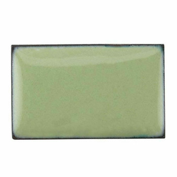 Thompson Lead-Free Opaque Enamel | 1335 Pea Green (C) | 0.3 oz Sample --