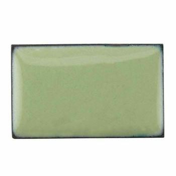 Thompson Lead-Free Opaque Enamel 1335 Pea Green 0.3 oz Sample --