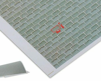 Surface Texture Paper Sheet   Style D   140x297mm   Sold by Pc   AM0118