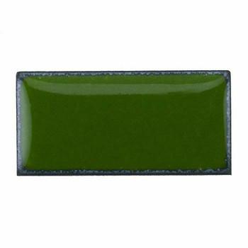 Thompson Lead-Free Opaque Enamel 1360 Jungle Green 0.3 oz Sample --