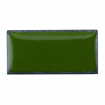 Thompson Lead-Free Opaque Enamel | 1360 Jungle Green | 0.3 oz Sample