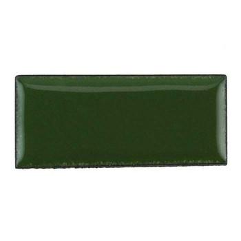 Thompson Lead-Free Opaque Enamel 1380 Mistletoe Green 0.3 oz Sample --