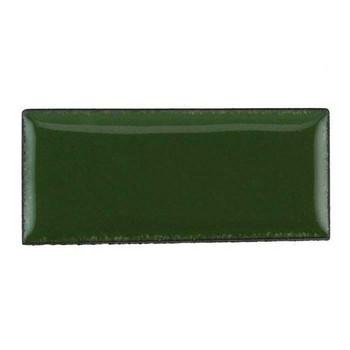 Thompson Lead-Free Opaque Enamel   1380 Mistletoe Green   0.3 oz Sample