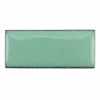 Thompson Lead-Free Opaque Enamel | 1415 Sea-Foam Green | 0.3 oz Sample --