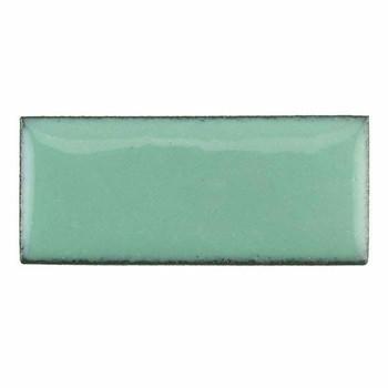 Thompson Lead-Free Opaque Enamel | 1415 Sea-Foam Green | 0.3 oz Sample --