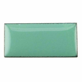 Thompson Lead-Free Opaque Enamel | 1420 Mint Green (C) | 0.3 oz Sample --