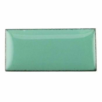Thompson Lead-Free Opaque Enamel 1420 Mint Green 0.3 oz Sample --