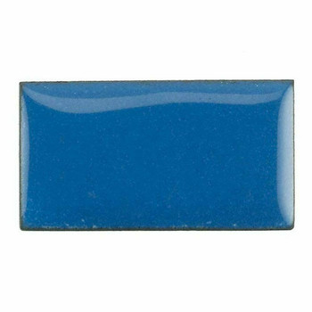 Thompson Lead-Free Opaque Enamel | 1465 Peacock Blue (A) | 0.3 oz Sample --