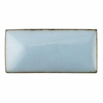 Thompson Lead-Free Opaque Enamel 1505 Pastel Greenish Blue 0.3 oz Sample --