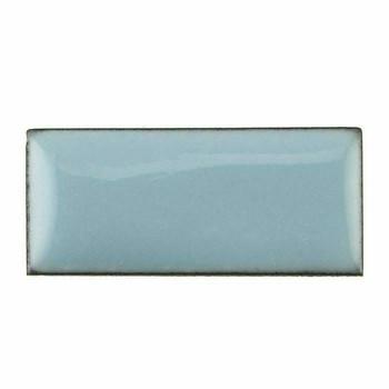 Thompson Lead-Free Opaque Enamel 1510 Ozone Blue 0.3 oz Sample --