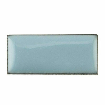 Thompson Lead-Free Opaque Enamel | 1510 Ozone Blue | 0.3 oz Sample