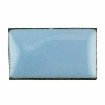 Thompson Lead-Free Opaque Enamel 1515 Horizon Blue 0.3 oz Sample --