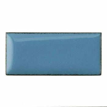 Thompson Lead-Free Opaque Enamel 1520 Calamine Blue 0.3 oz Sample --