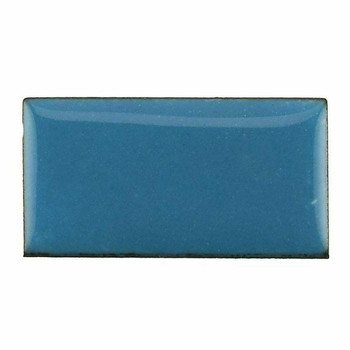 Thompson Lead-Free Opaque Enamel 1522 French Blue 0.3 oz Sample --