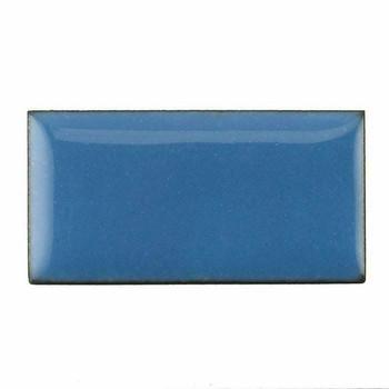 Thompson Lead-Free Opaque Enamel 1530 Twilight Blue 0.3 oz Sample --