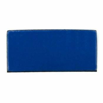 Thompson Lead-Free Opaque Enamel 1560 Bluejay Blue 0.3 oz Sample --