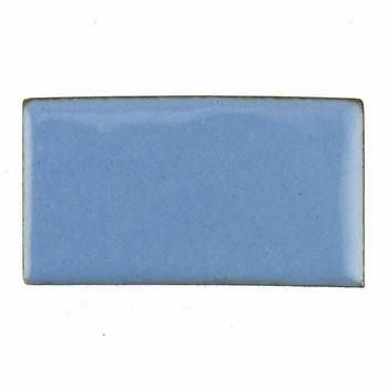 Thompson Lead-Free Opaque Enamel 1610 Sky Blue 0.3 oz Sample --