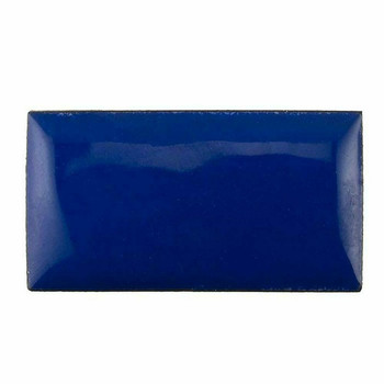 Thompson Lead-Free Opaque Enamel | 1693 Dark Blue (A) | 0.3 oz Sample